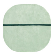 Oona carpet 140x140 mint 1