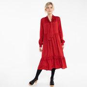 'Grand Dress' von Danefae in Rot
