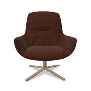 Lounge Sessel 'Leya' in Leder