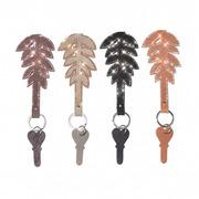 Schlüsselanhänger von 'Julian Zigerli' mit Swarovski-Kristallen
