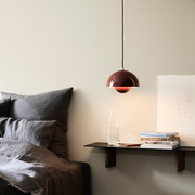 Panton pendant light 'Flowerpot'