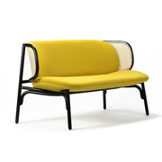 Elegantes Sofa Suzenne von 'Thonet'