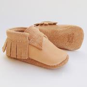 Für Babys und Kleinkinder: 'Sand' Mokassins