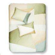 Beinahe dreidimensional: Bettwäsche 'Cubus'