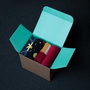 4er-Sockenset 'Box 4' von Paar