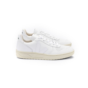 Fair-Fashion: 'Veja V-10'-Sneaker in Offwhite