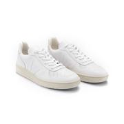 Fair-Fashion: 'Veja V-10'-Sneaker in Offwhite