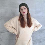 Lieblings-Sweater von 'Where is Marlo' in Schwarz und Creme