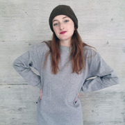 Lieblings-Sweater in Grau