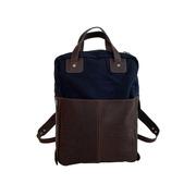 Der perfekte Shopper-/Rucksack in zwei Farbstellungen