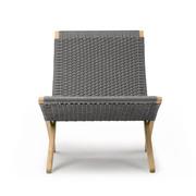 Outdoor-Klapplounger 'Cuba Chair'