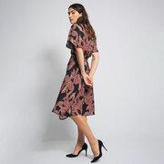 'Astra Wrap Dress Viper' von Komana