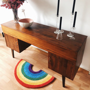 Statement-Teppich 'Vibe Rainbow'