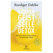 Buch 'Körper-Geist-Seele-Detox'