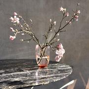 Zart gefärbte Vase Shia