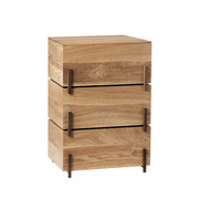 Stilvolle Holz-Aufbewahrungsbox