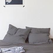 Kissen zur Leinen-Bettwäsche 'Svenja'