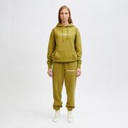 Unisex-Sweatpants von 'Lola Studio' in Green Moss