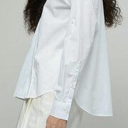 Relaxte weisse Hemdbluse von 'Closed' in Weiss