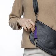 Schönpraktische Keychain in Violett