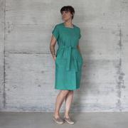 Grünes Lieblingskleid von 'Where is Marlo'