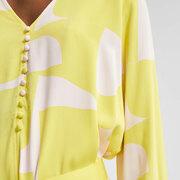 Frisches Print-Kleid aus Dänemark