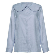 Einzelstücke: Caroline-Shirt von 'Underprotection' in Light Blue