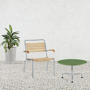 Klassischer Garten-Loungesessel