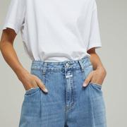 Neuer Liebling: Jeans 'Pearl Midblue' von Closed