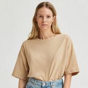 Oversize-T-Shirt von 'Selected x Drew'