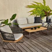 2er Outdoor-Sofa 'Denia'