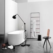 praktische leiter zum anlehnen. Black Bedroom Furniture Sets. Home Design Ideas