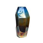 Perlmutt-Vase 'Graphic Luster'