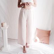 Hose Merope von 'Sun + Her' in White oder Blush