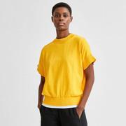 Oversize-Strick-Shirt in Nomad oder Citrus