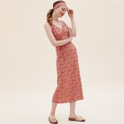 Sommerkleid mit süssem Print von 'Lily Balou'