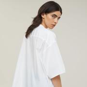 Puristische Baumwoll-Bluse von 'Closed'
