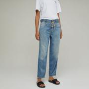 Tolle Jeans von 'Closed' mit Kordelgürtel