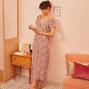 Feminines Millefleurs-Kleid von 'Des Petits Hauts'