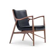 '45 Chair' in Leder