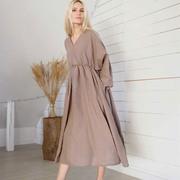 Dress Maia von 'Sun + Her' in Cacao