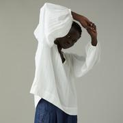 Tunika-Bluse von 'Closed' mit Biesen