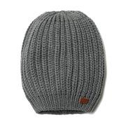 'Looploop' Mütze grau