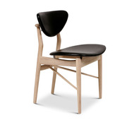 '108 Chair' in Leder