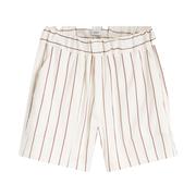 Leinenmix-Shorts von 'Closed' mit Elastikbund