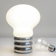 Kabellose 'B.Bulb' von Ingo Maurer