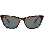 Sonnenbrille 'Jodie Acetate' in Tortoise oder Rot