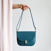 Satteltasche mit Schnalle von 'alexbender' in Farben
