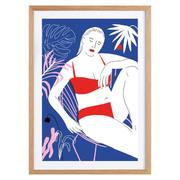 Cooler Print 'Hot hot summer'