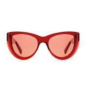 Viu-Sonnenbrille 'The Optimiste' in Ruby Shiny